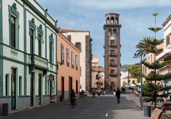 Pueblos con encanto en Tenerife La Laguna