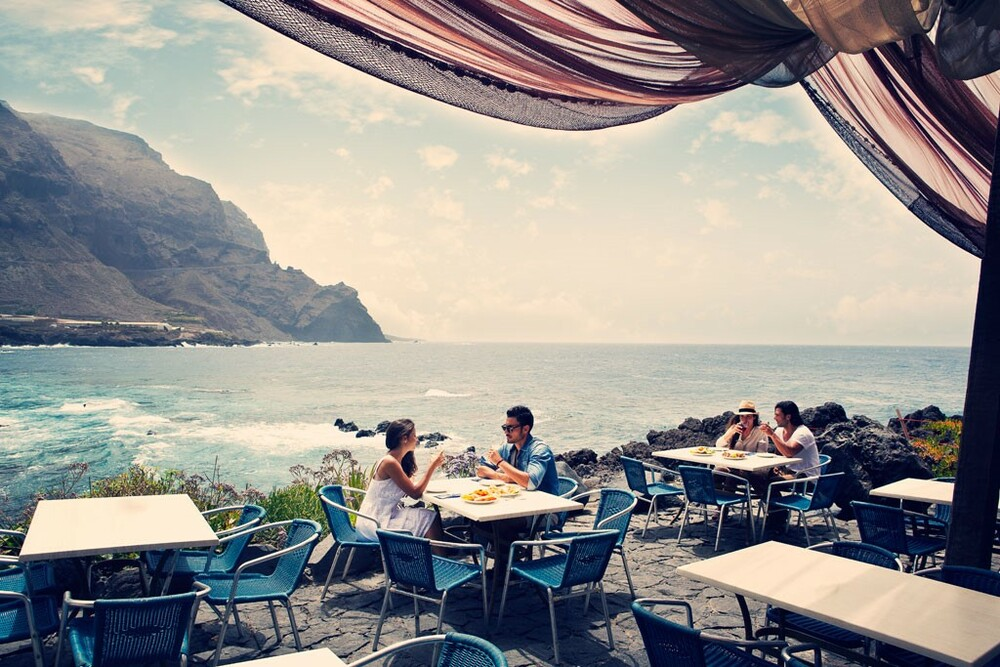 Tenerife gastronomía villa mandi