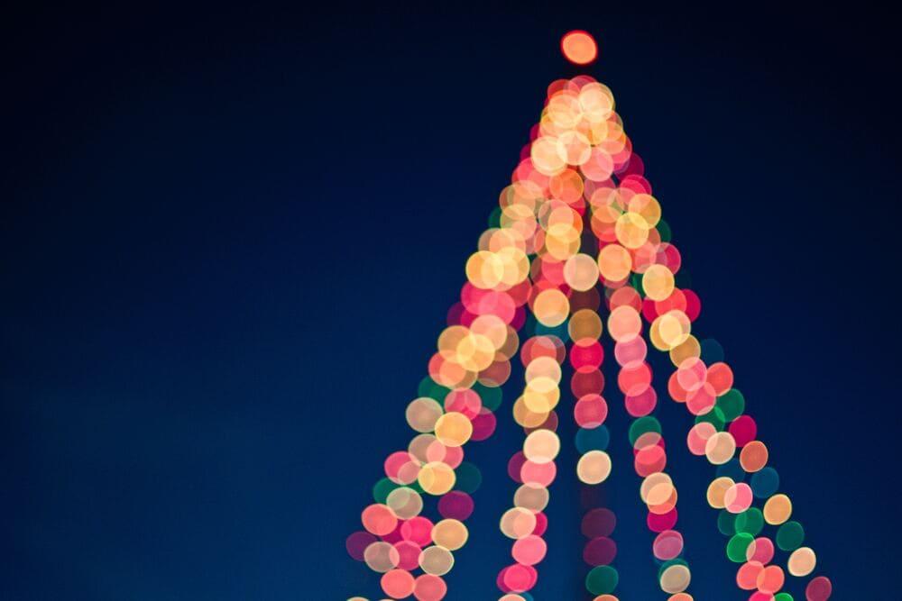 christmas in tenerife lighting christmas