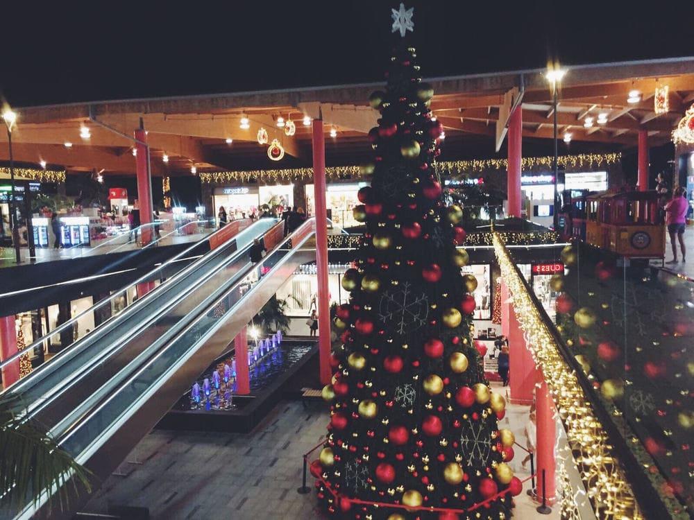 shopping this christmas tenerife