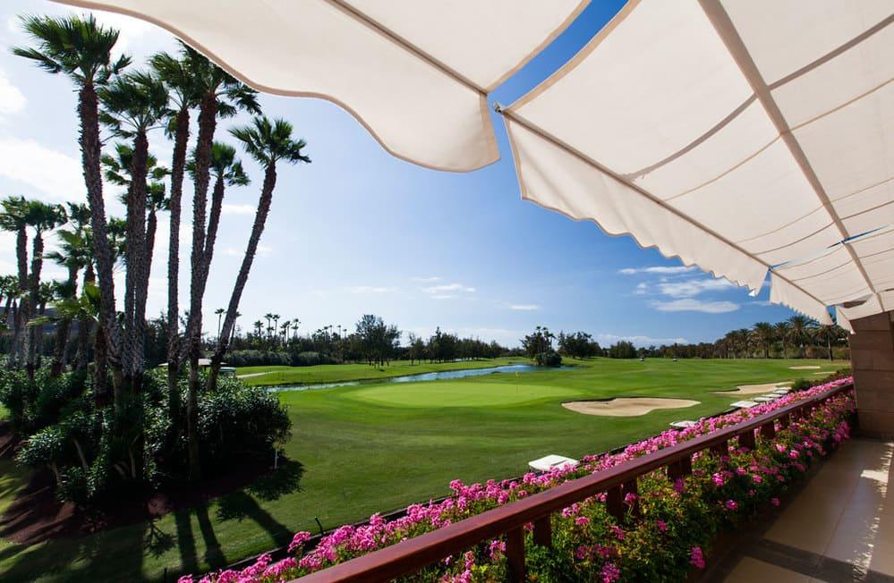 Golf tenerife Campo de golf las américas