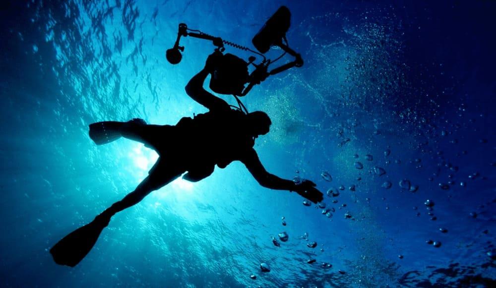diving tenerife villa mandi sea floor